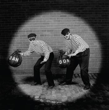 Stealing Dan & Don