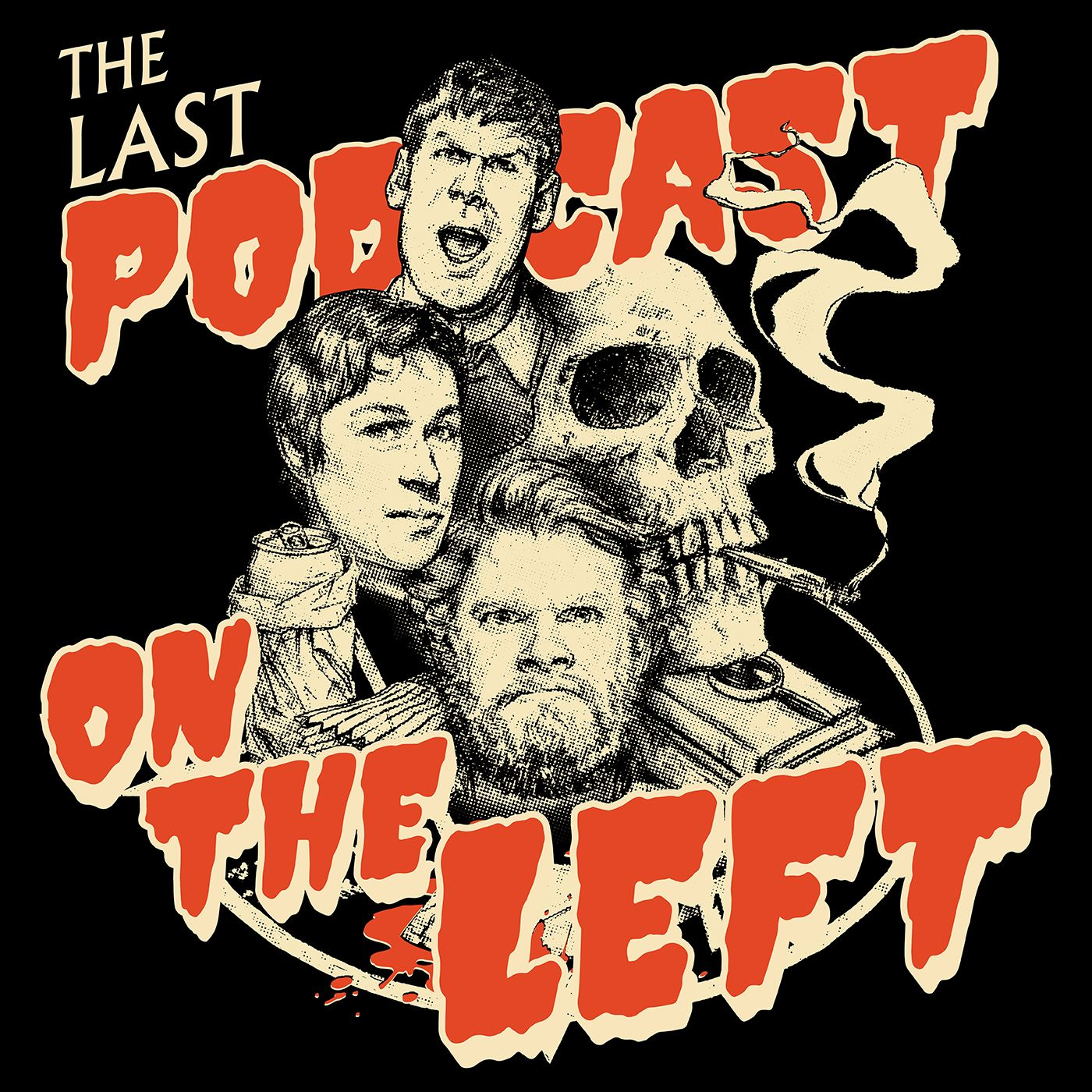 CAVE COMEDY RADIO Presents Last Podcast On The Left featuring Ben Kissel, Marcus Parks & Henry Zebrowski