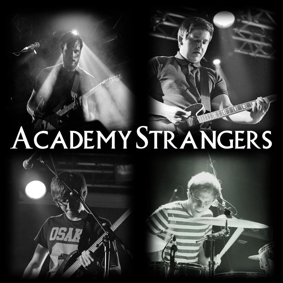 Acadamy Strangers EP Launch