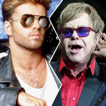 Magic Nostalgic: Elton John vs George Michael