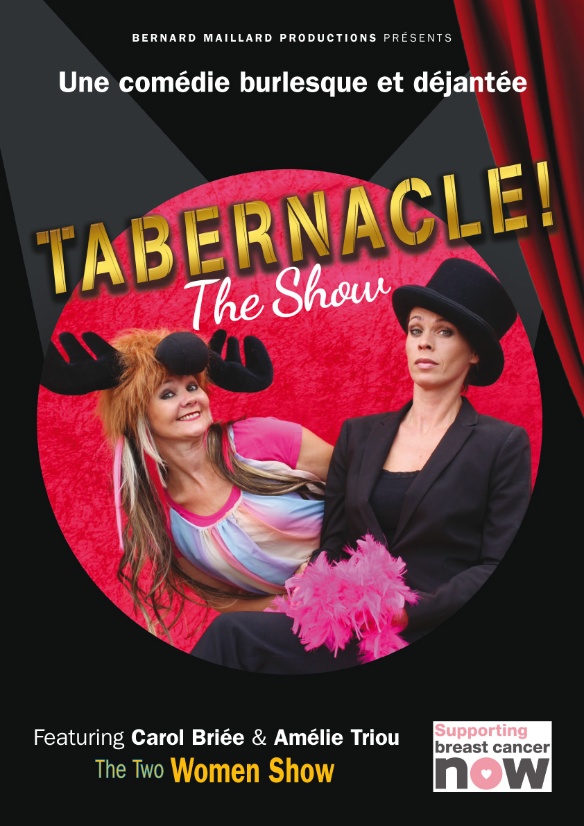 Tabernacle by the Two Women Show