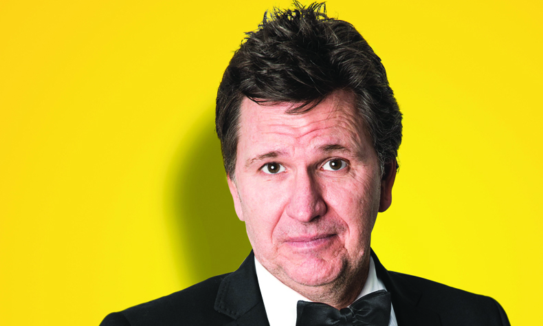 Comedy: Bush Hall Presents with Stewart Francis