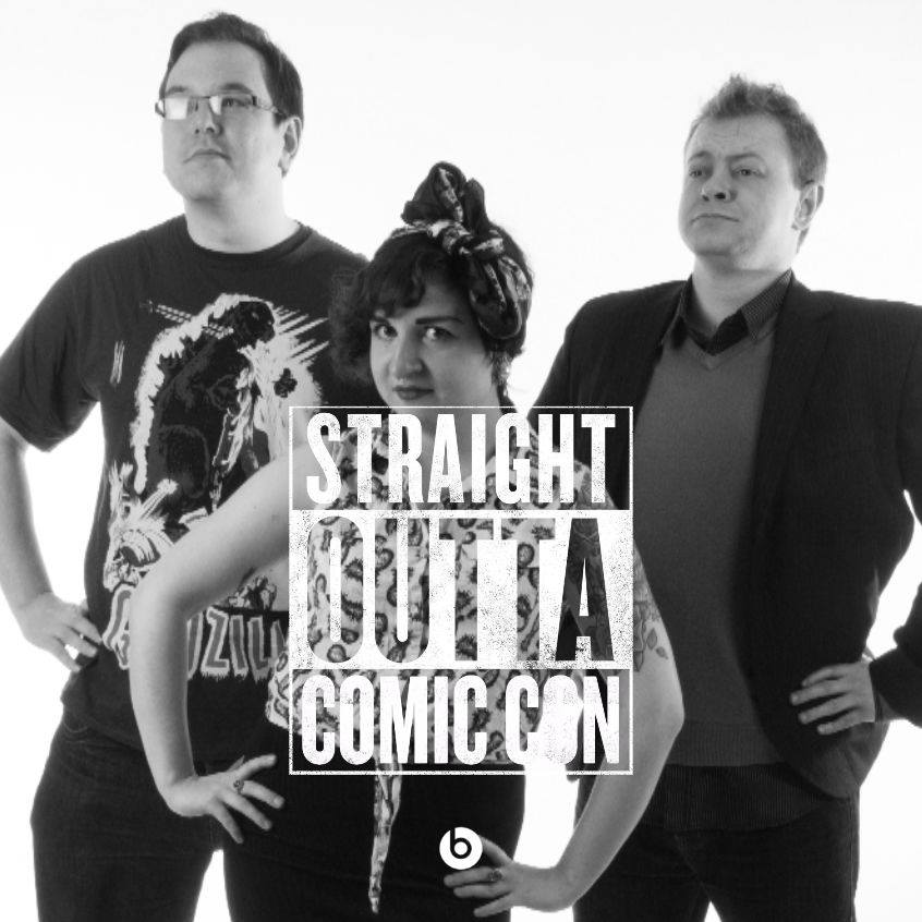 Geeking Awesome: Straight Outta Comic Con