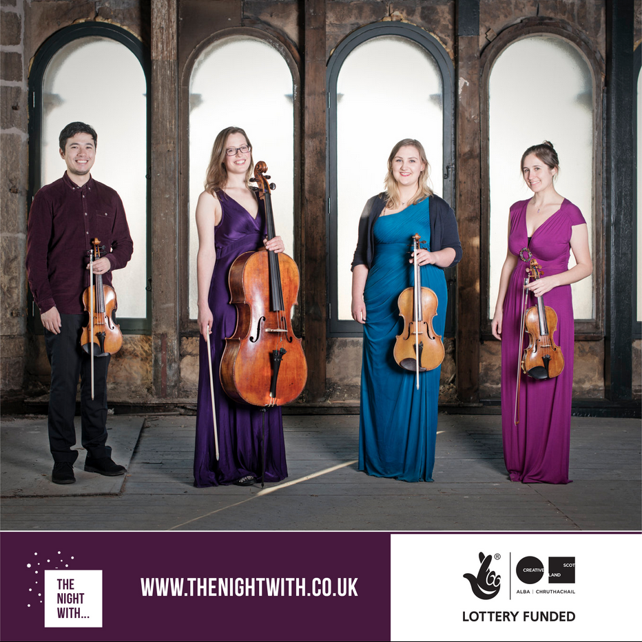 The Night With... the Aurea Quartet
