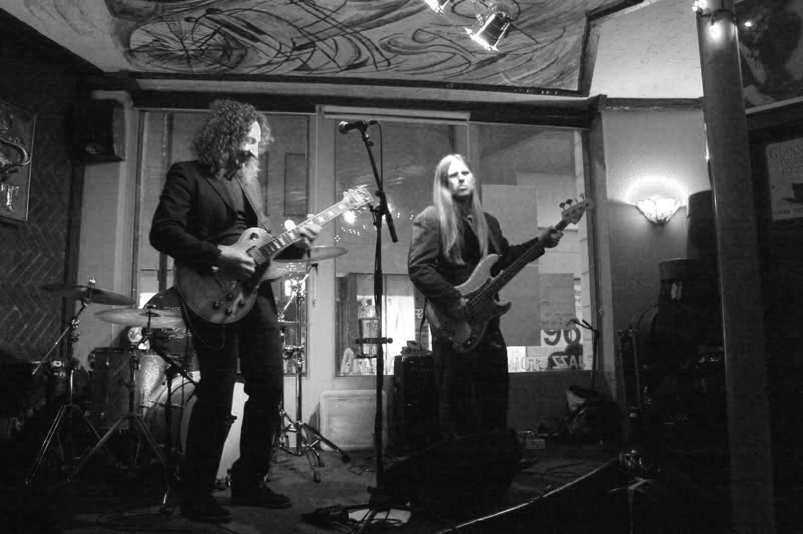 Jimmy C & The Blues Dragons