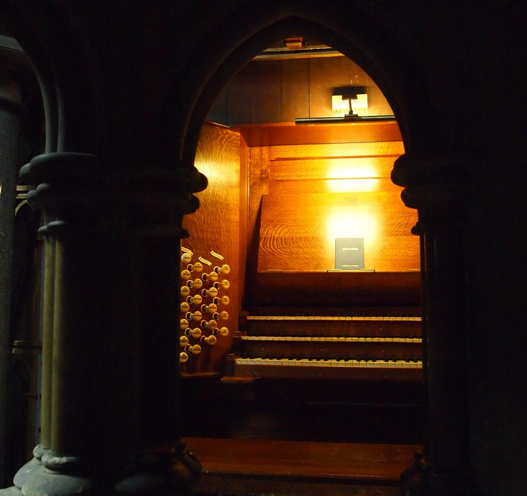 Open Wednesday: Organ Sessions
