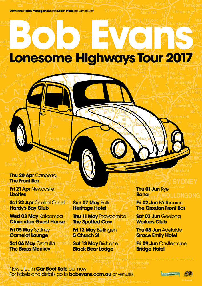 Lonesome Highways Tour