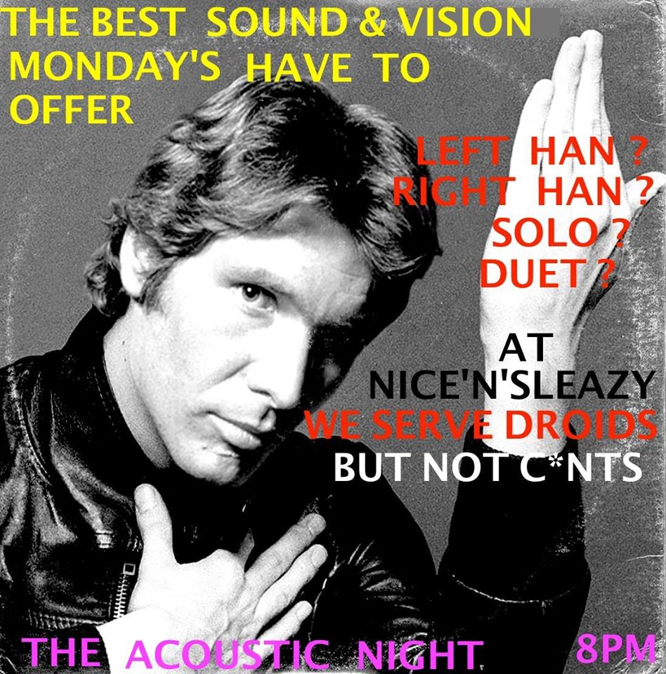 Acoustic Open Mic Night with Gerry Lyons