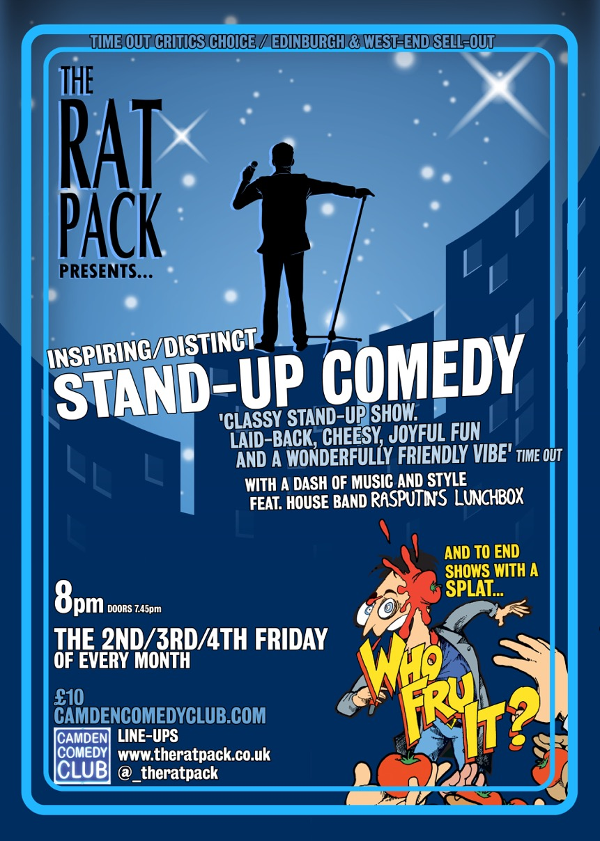 THE RAT PACK PRESENTS...