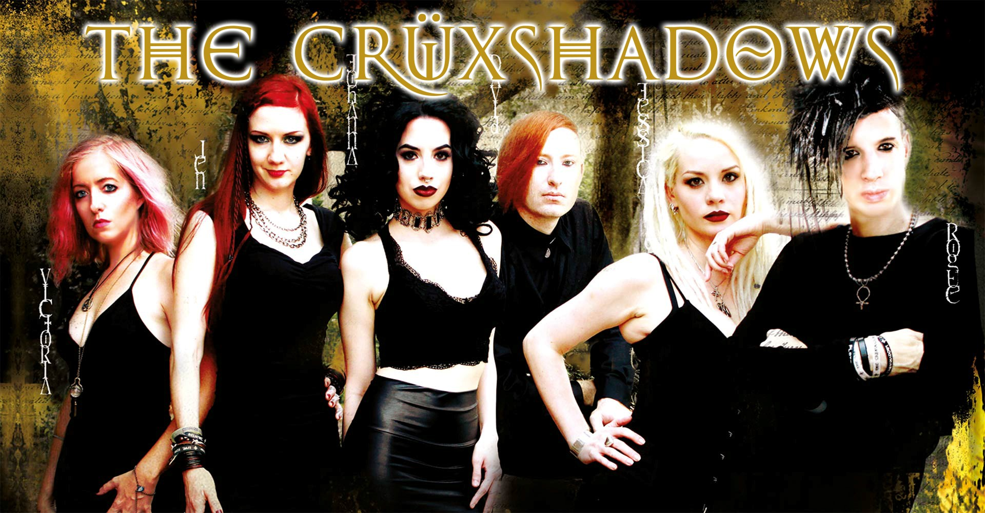 The Cruxshadows