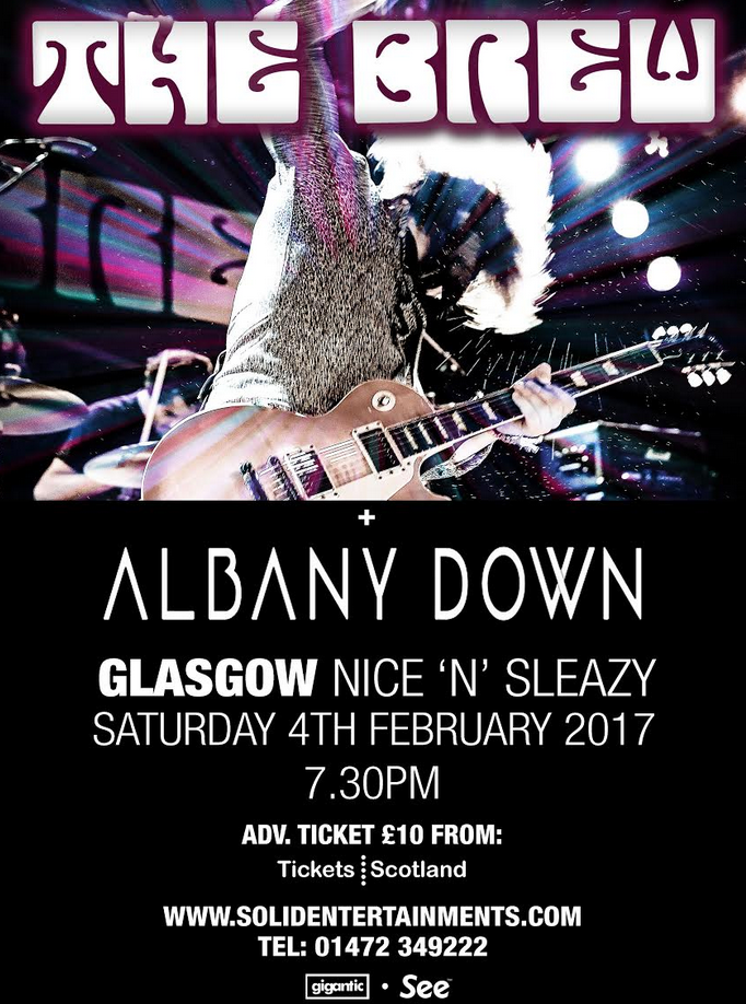 The Brew + Albany Down
