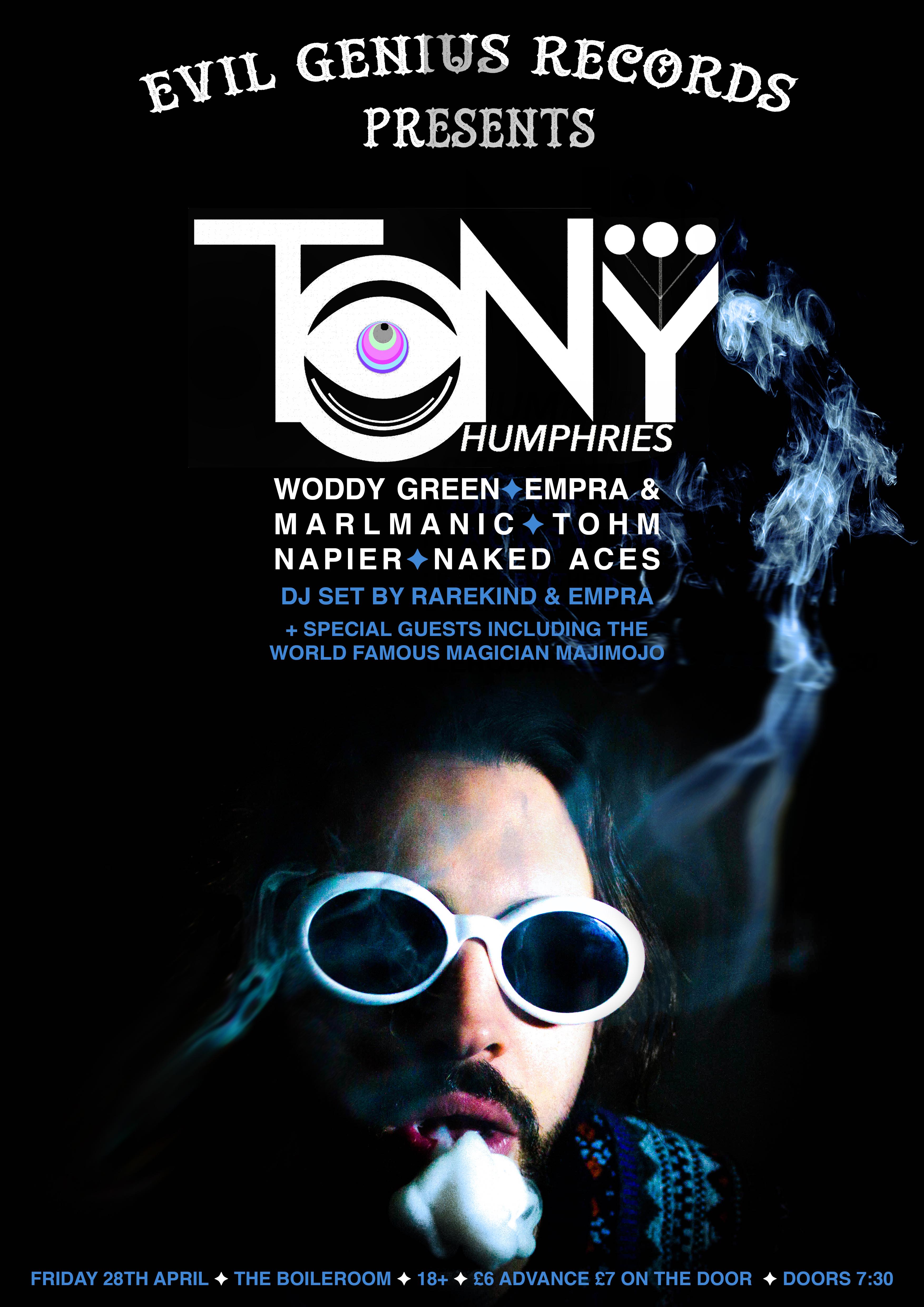 Tony Humphries