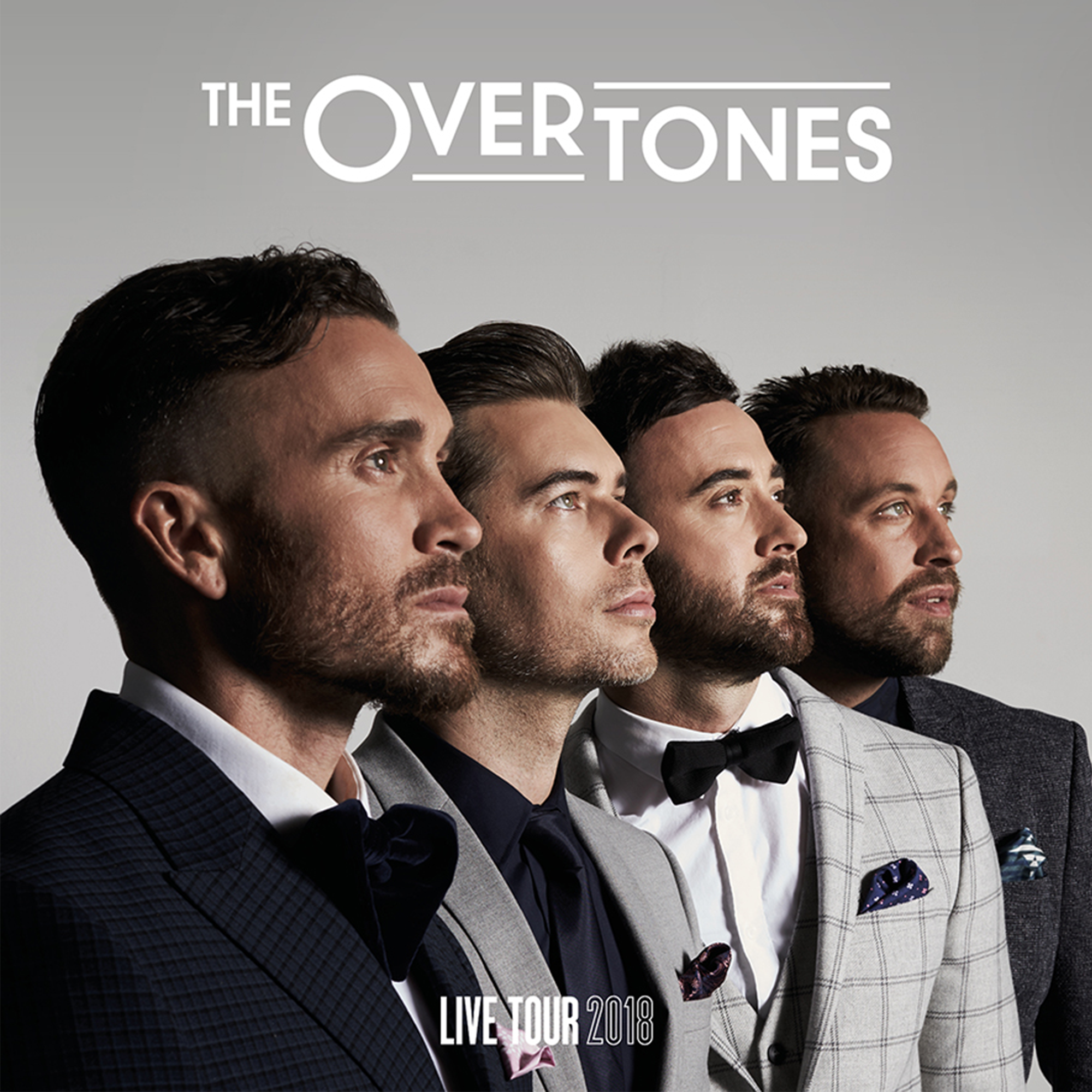 Signed Tour Brochure - The Overtones