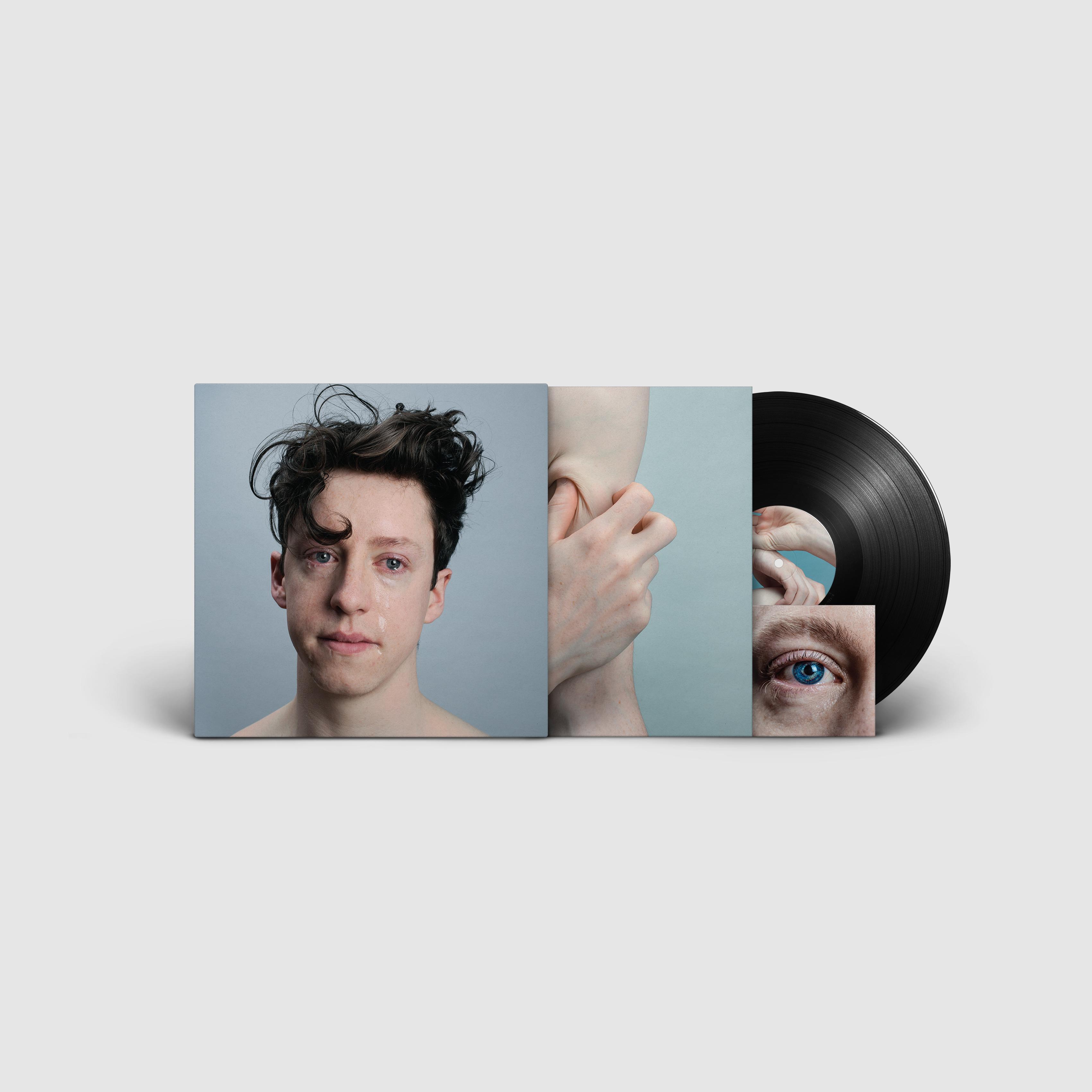"Long Lost EP - 12"" Vinyl - Jordan Hunt"