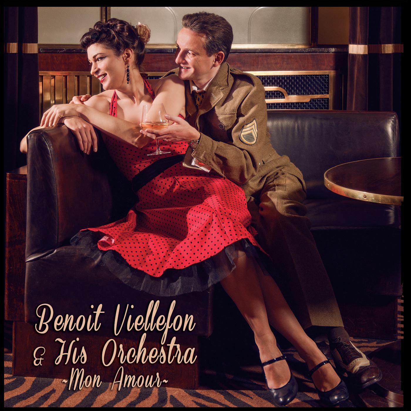 "The Orchestra ""Mon Amour"" (Album Download) - Benoit Viellefon"