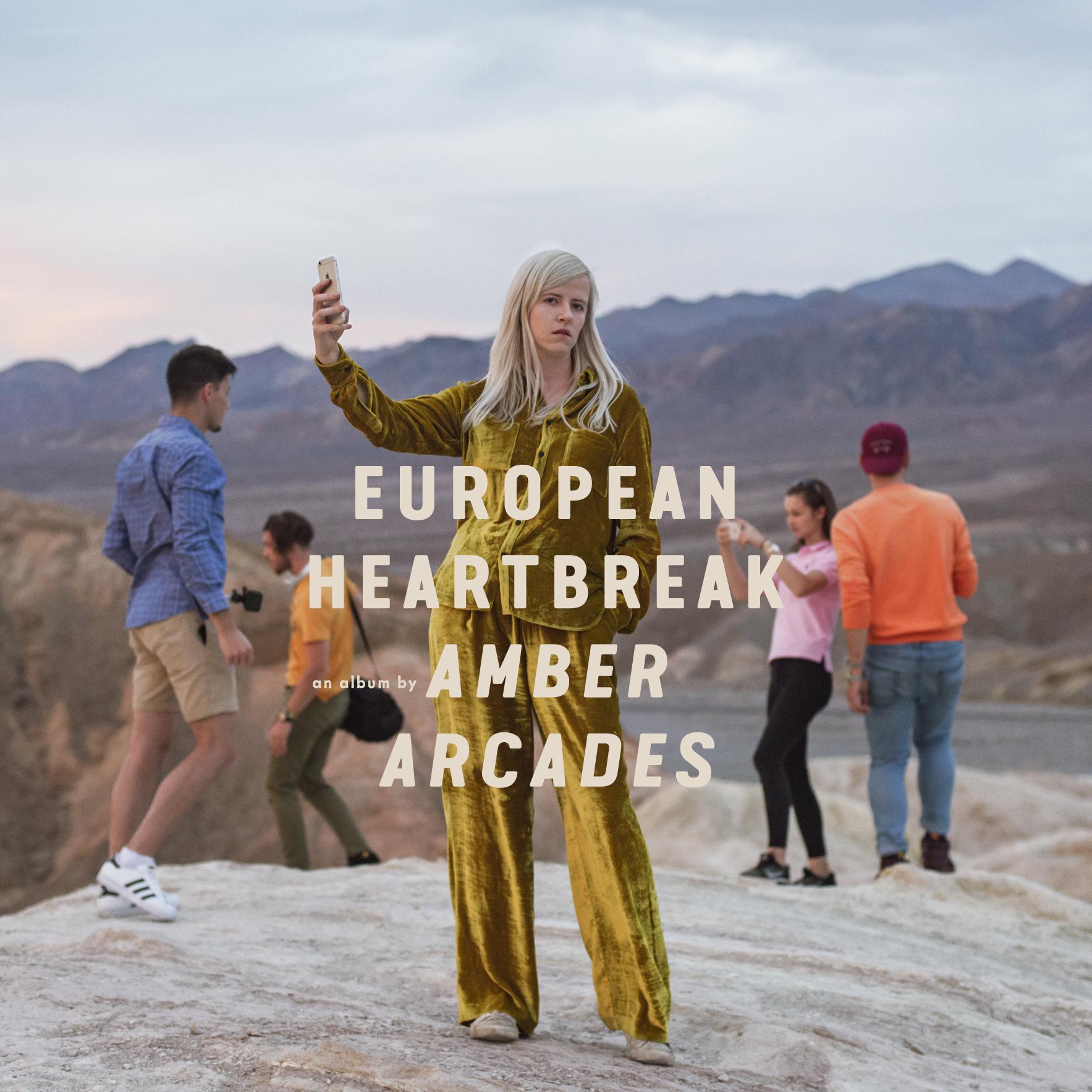 European Heartbreak (CD) - Amber Arcades