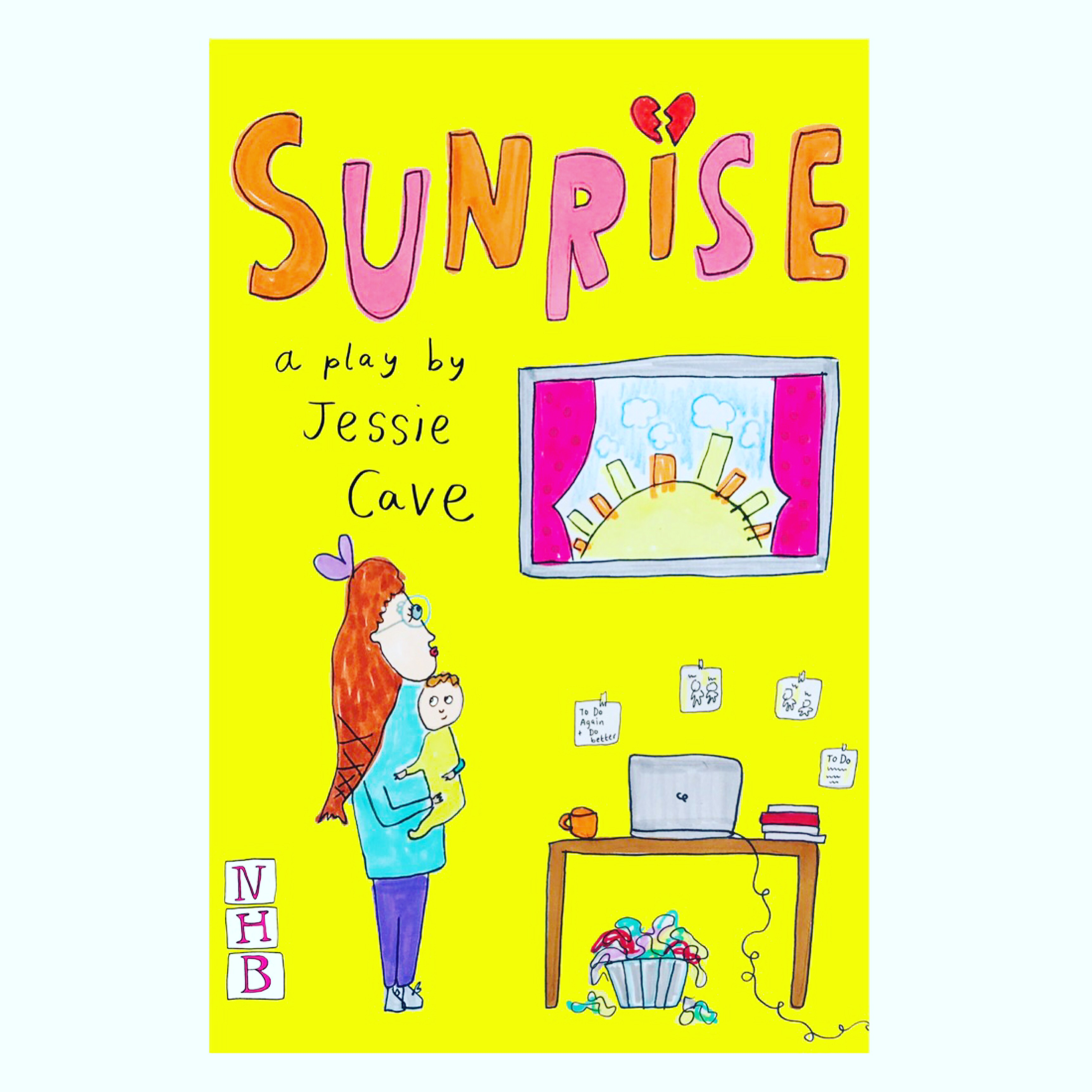MY SUNRISE BOOK - Jessie Cave