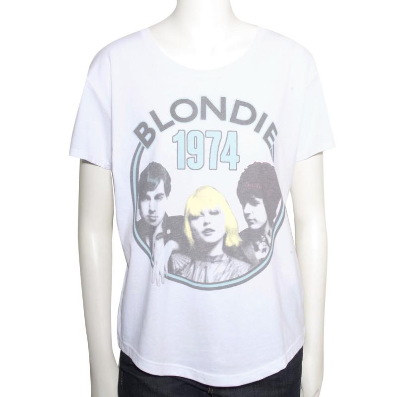 WOMEN'S CLASSIC COLORED HAIR T-SHIRT - BlondieUS