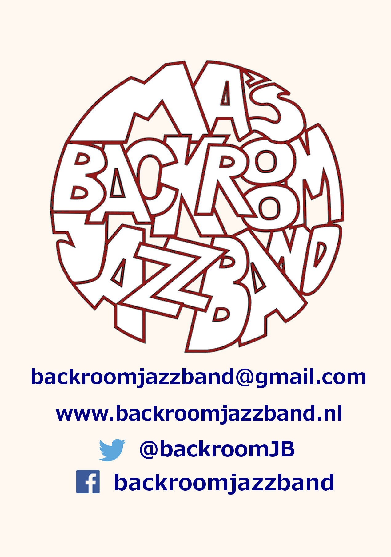 Once in a while, full version (nearly) - Ma's Backroom Jazzband