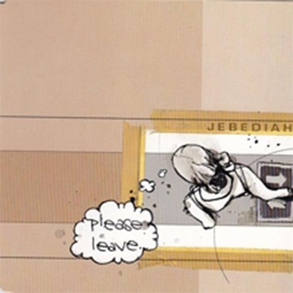 Please Leave - CD Single - Jebediah
