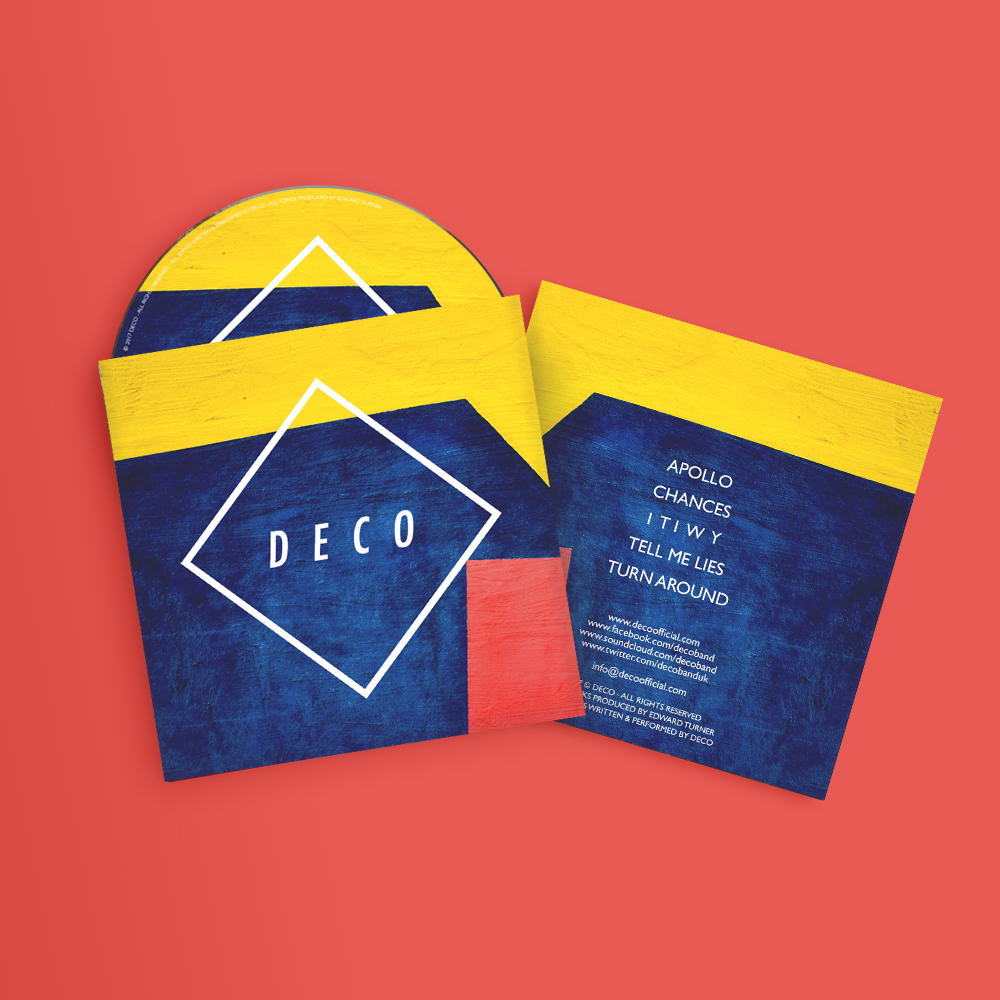 Deco EP - CD - Deco
