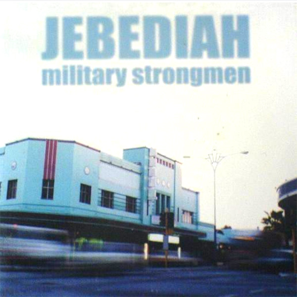 Military Strongmen - CD Single - Jebediah