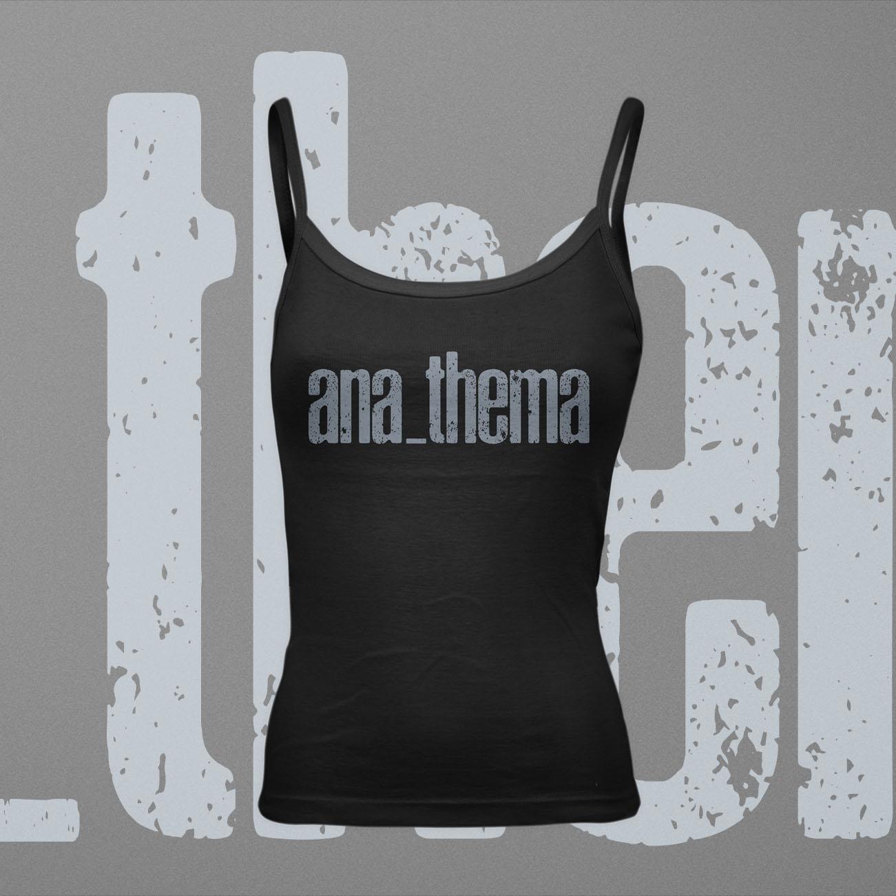 Anathema - 'Logo' Vest - Anathema