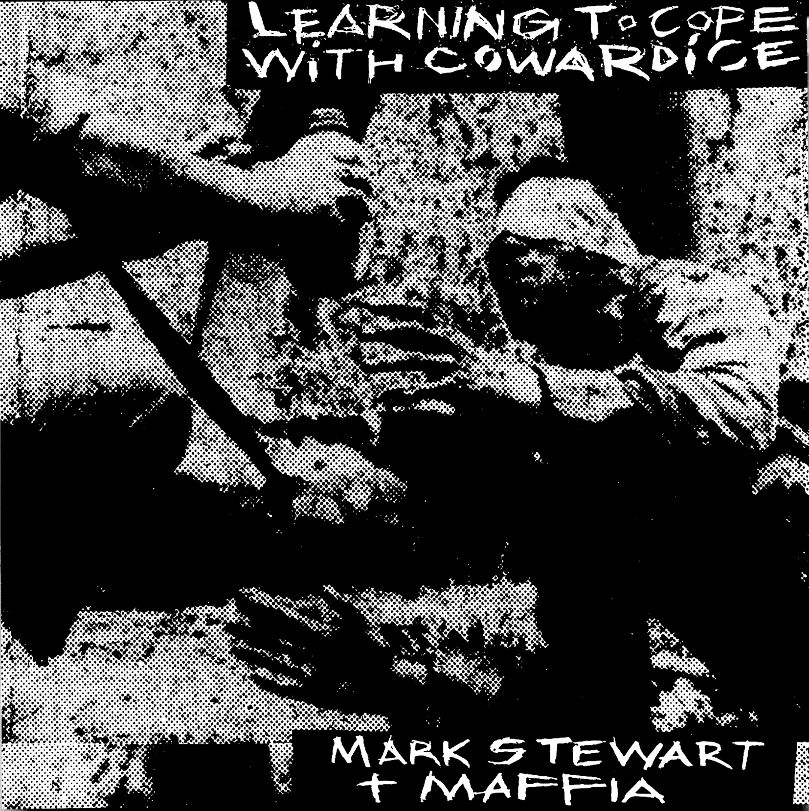 Learning To Cope With Cowardice / The Lost Tapes - 2CD - Mark Stewart