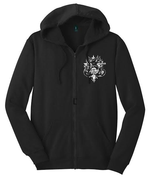 Paisley Bolt Hoodie - Architects