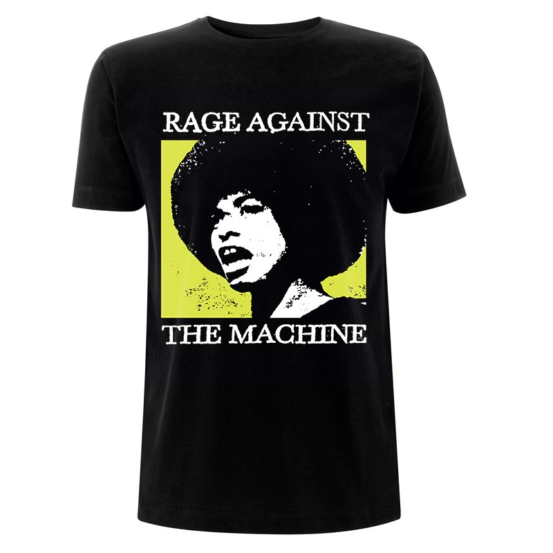 Afro Protest – Tee - Rage Against the Machine