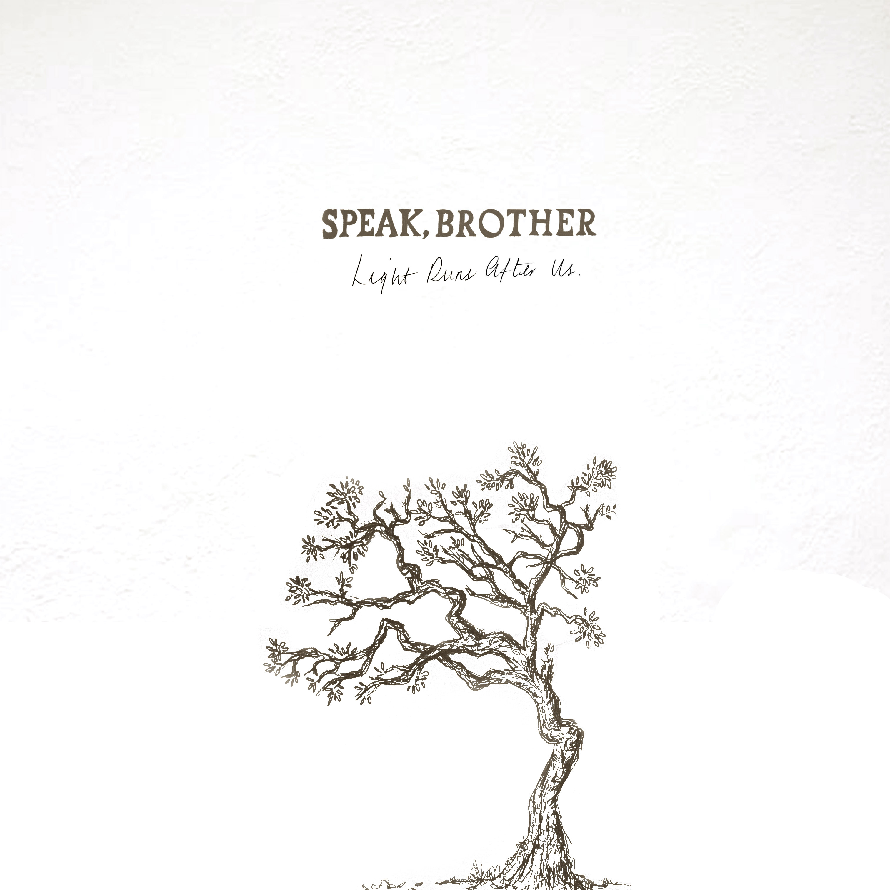 Light Runs After Us EP CD and Download - Official Speak, Brother Merchandise, Downloads and Tickets
