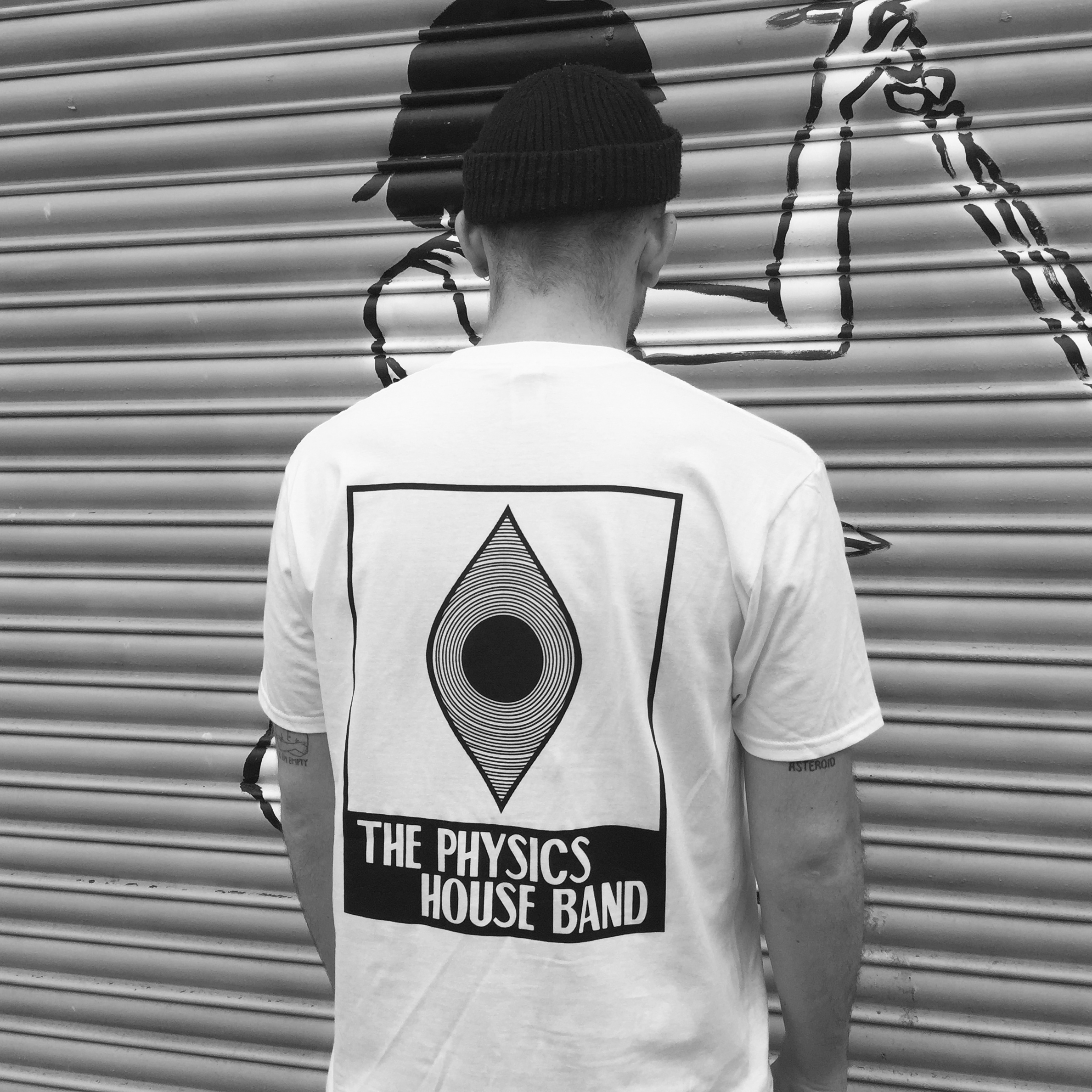 *New* Eye T-Shirt - Unearthly Vision