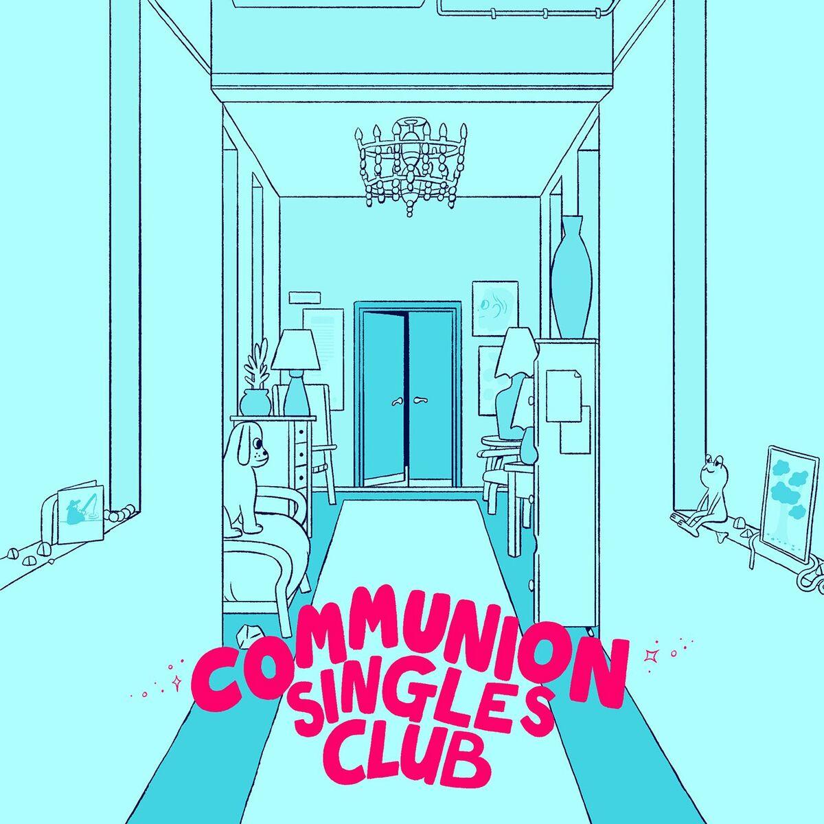 Communion Singles Club 2017 Subscription - Communion