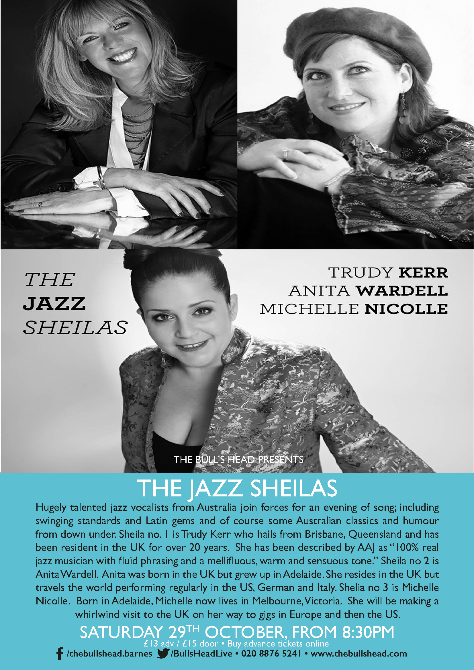The Jazz Sheilas