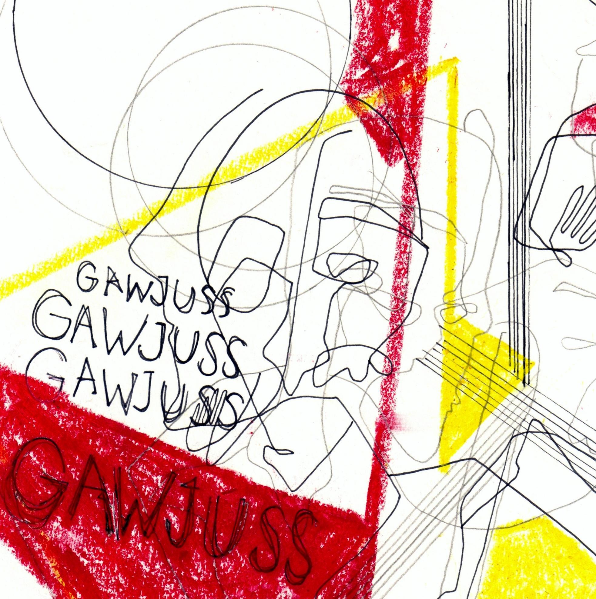 Gawjuss - Gawjuss [EP] - Clue Records