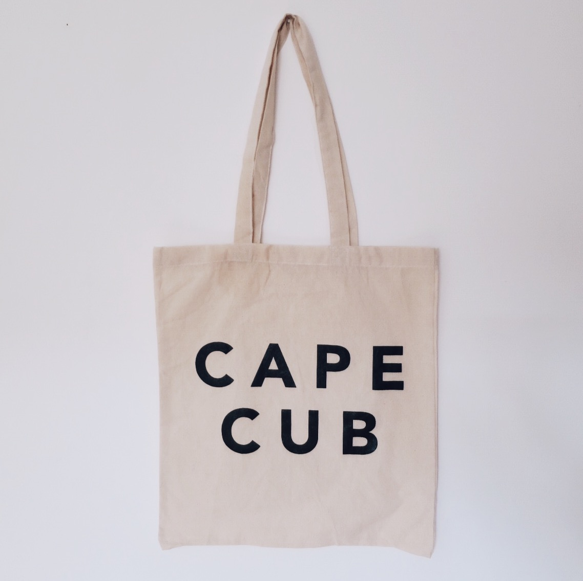 Tote Bag - Cape Cub