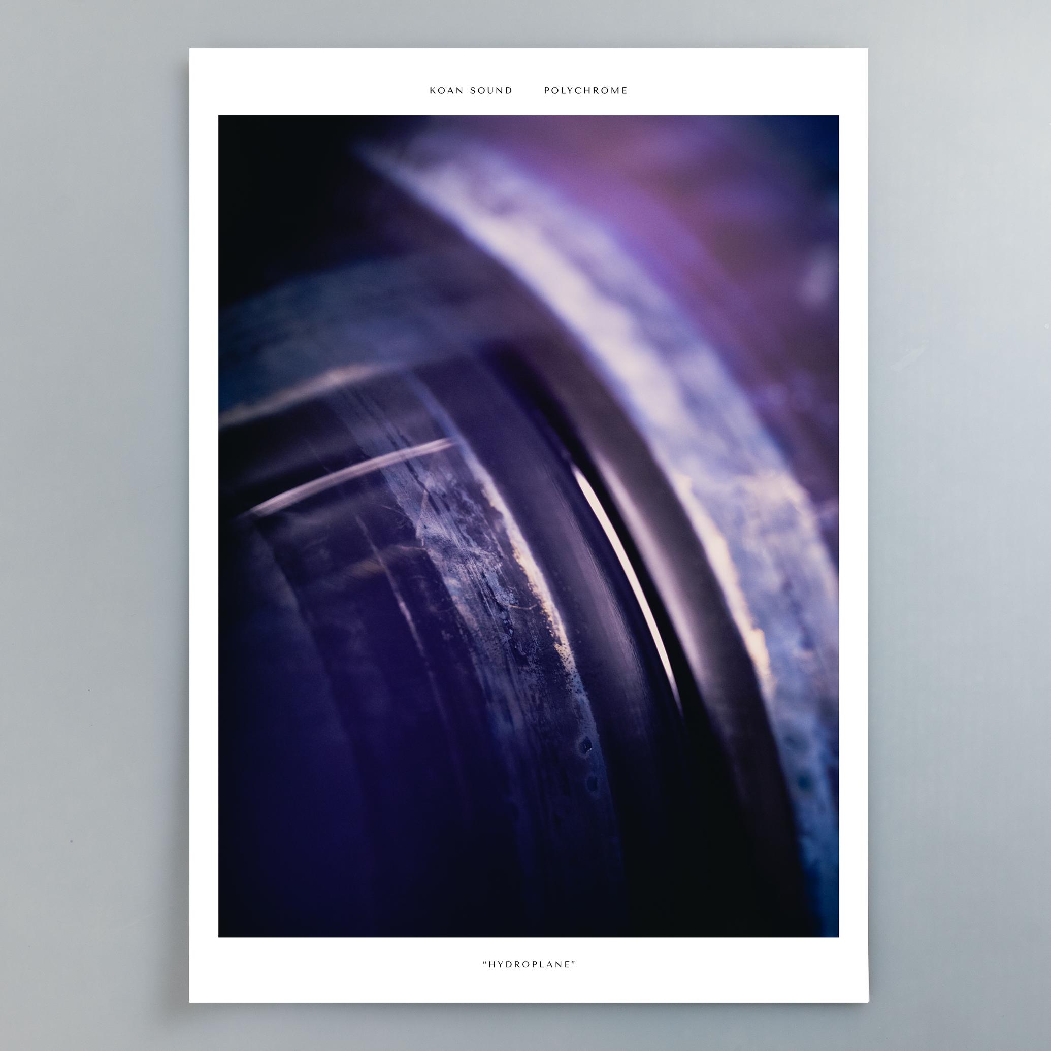 'Hydroplane' Poster - KOAN Sound USD