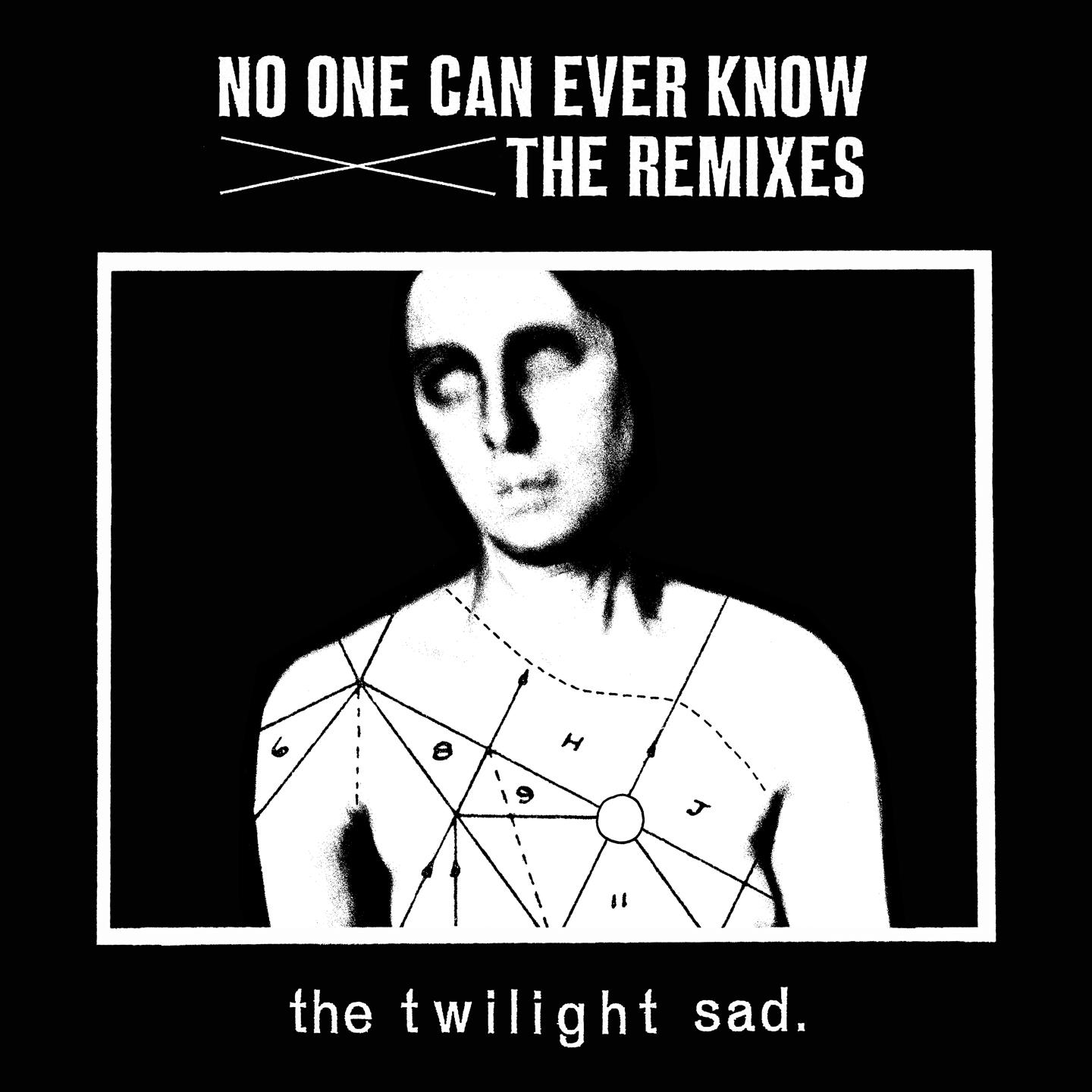 CD Album - No One Can Ever Know The Remixes - The Twilight Sad