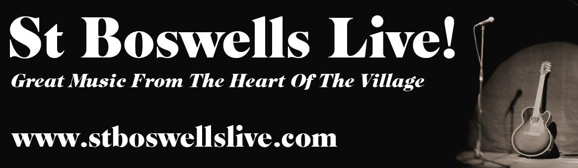 St Boswells Live!