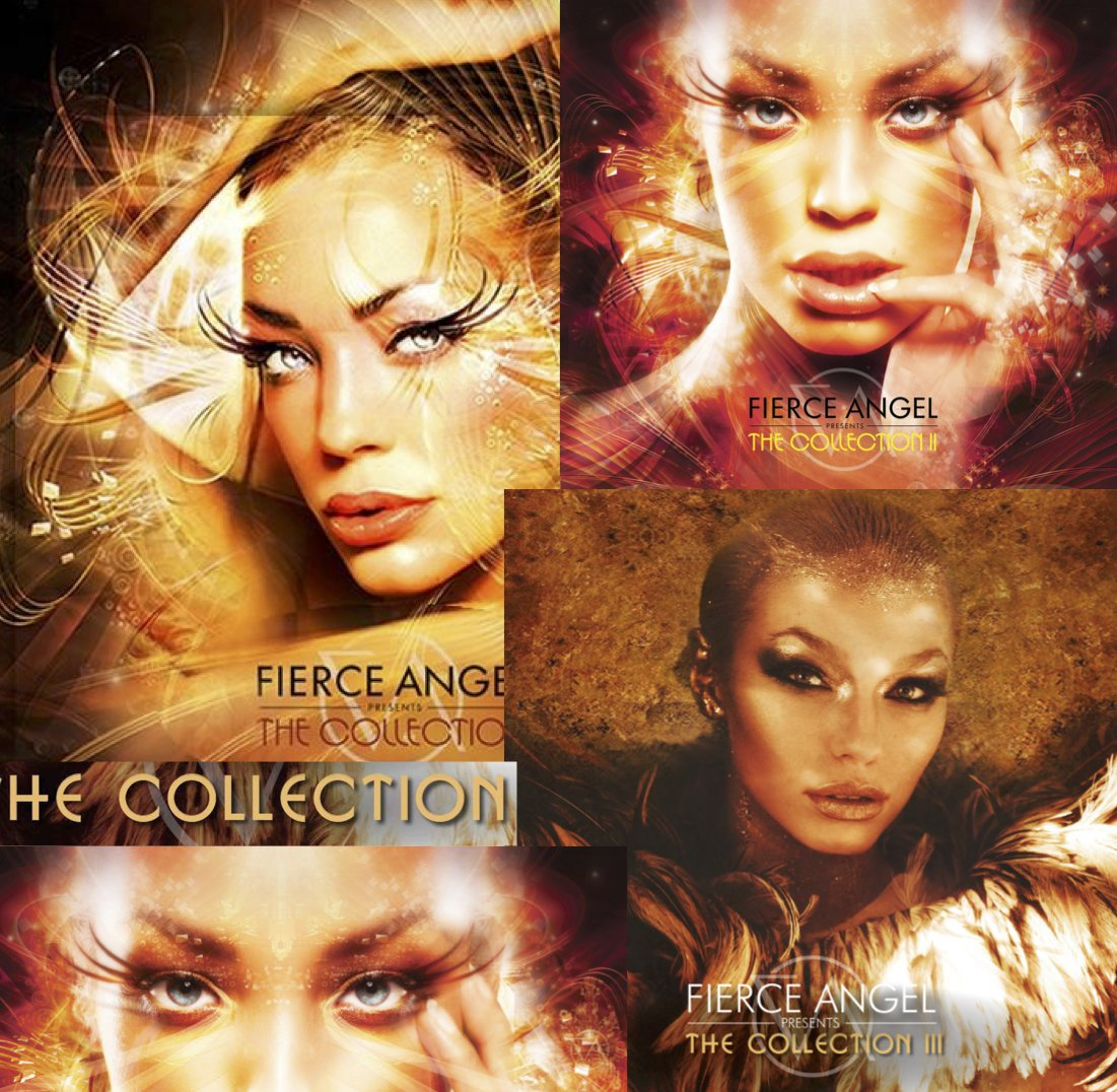 The Ultimate Collection Pack - Fierce Angel