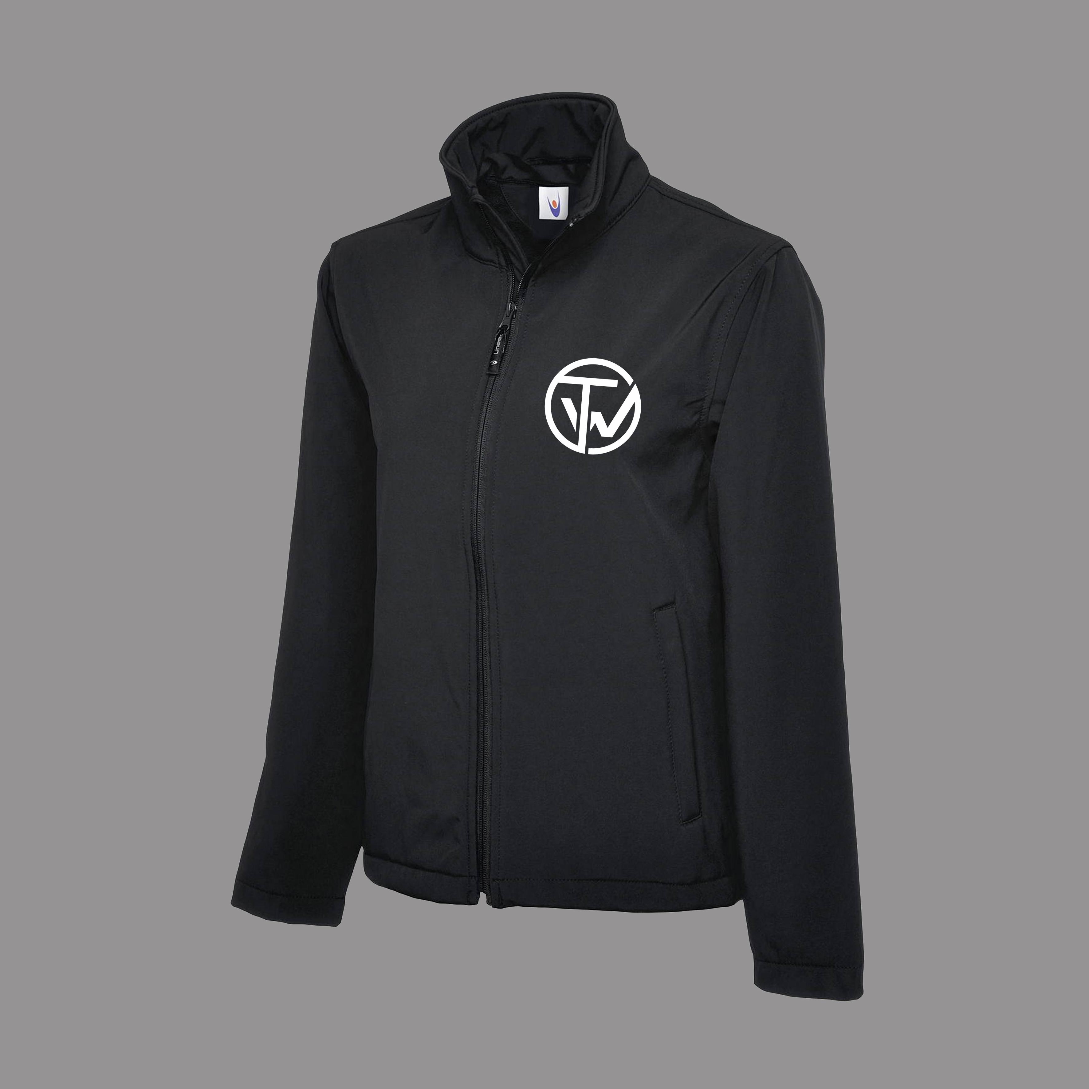 Softshell Jacket (black) - Tai Woffinden