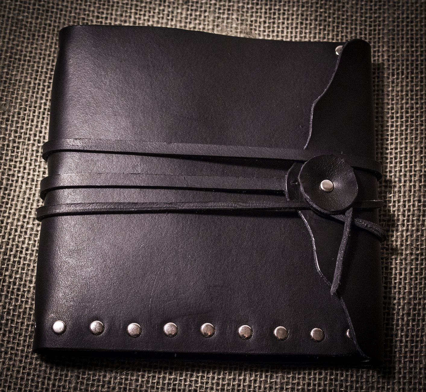 Ministry of Truth album - Limited Edition Leather Journal CD + digital download bundle - The State