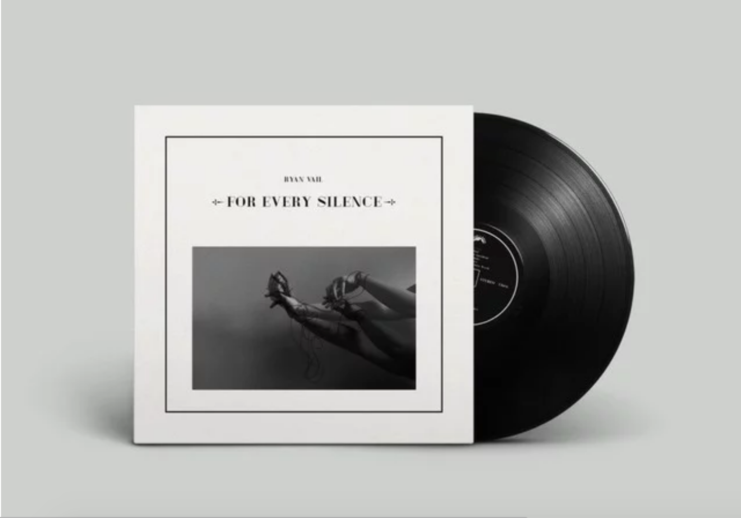 For Every Silence Vinyl - Quiet Arch