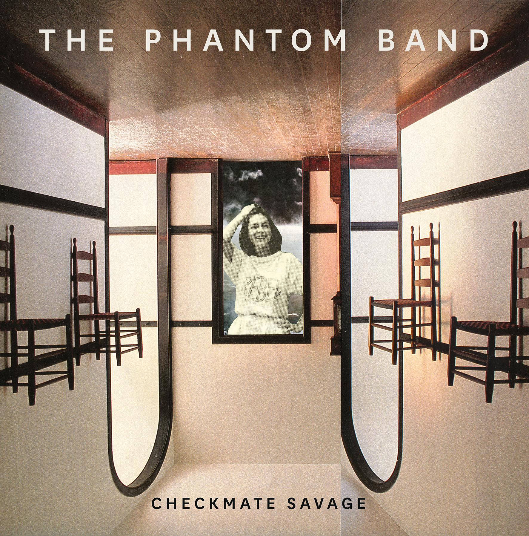 The Phantom Band - Checkmate Savage - Reissue 2LP Vinyl (2019) - The Phantom Band