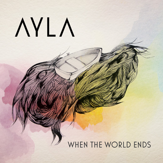 When The World Ends EP Digital - AYLA