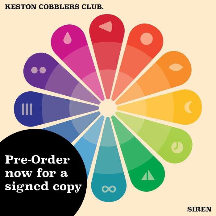 Siren - New CD Album - Keston Cobblers Club