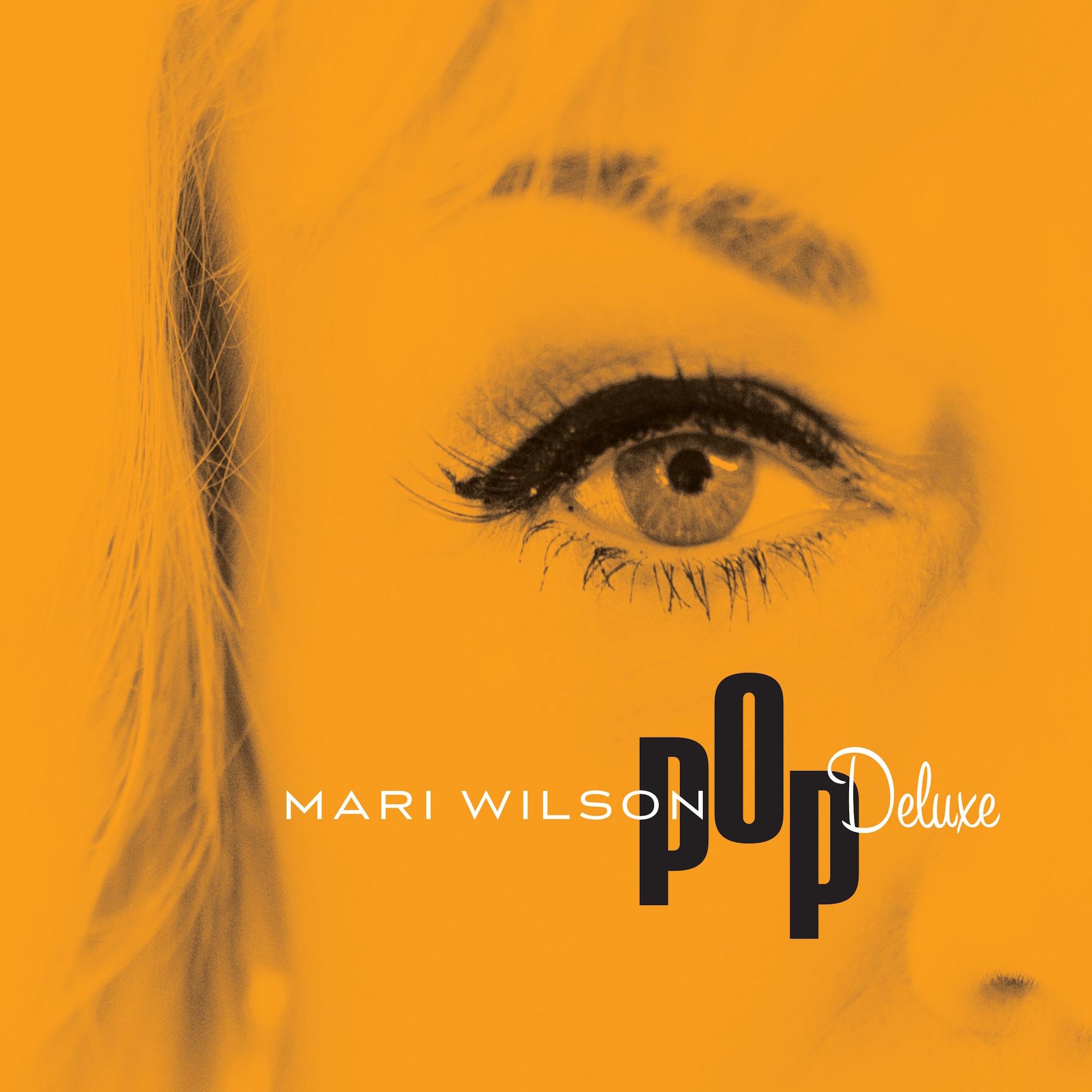 Pop Deluxe (Digital Download) [2016] - Mari Wilson