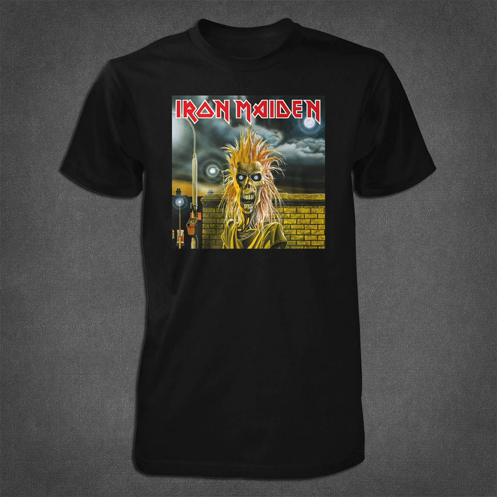 Clothing Iron Maiden
