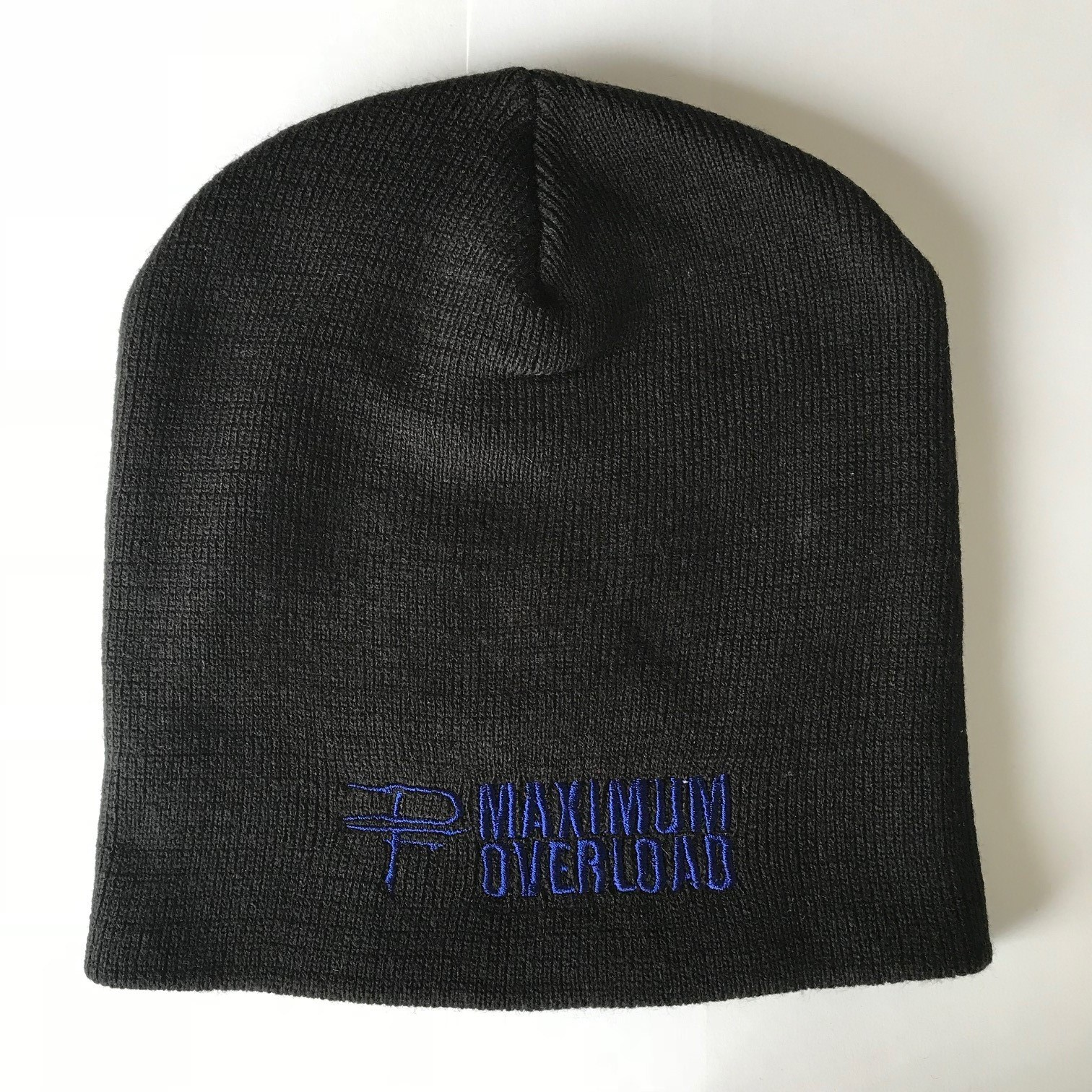 Maximum Overload – Embroidered Beanie - Dragonforce