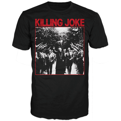 Down By The River black T-Shirt - Killing Joke
